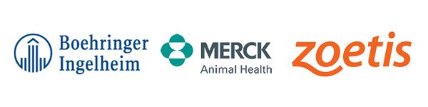 BI_Merck_Zoetis Logos