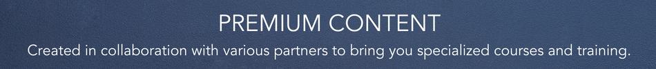 Premium Content Banner